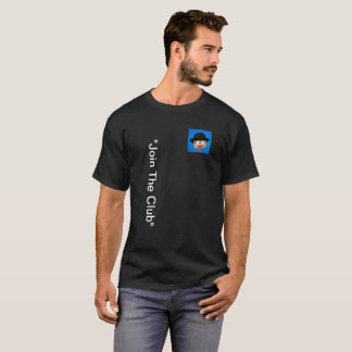 "Callumz Club - ""Join The Club"" Merch T-Shirt"