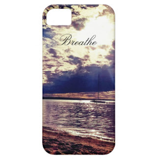 Calm beach phone case
