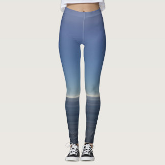 Calm Blue Ocean Leggings