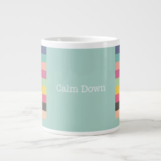 Calm Down Jumbo Mug
