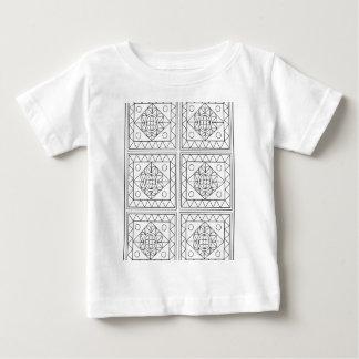 Calm Down nr 7 Baby T-Shirt