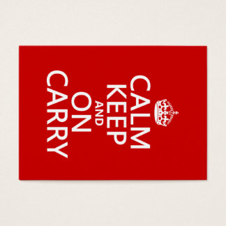 Calm Keep and On Carry - all colours