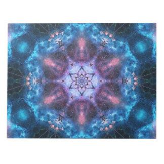 Calm Mandala Notepad