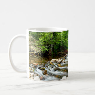 Calm refreshing coffee mug