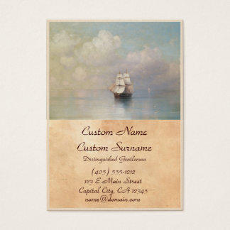Calm Seas Ivan Aivazovsky seascape waterscape sea