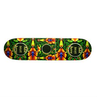 Calm_ Skate Deck