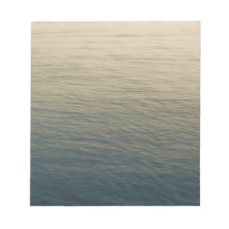 Calm Water At Twilight Notepad