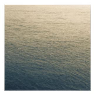 Calm Water At Twilight Photo Print