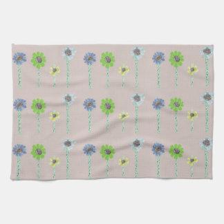 Calming Flowers Towel