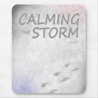 Calming the Storm Mouse Pad