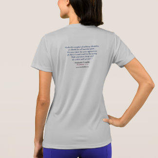 Calpeper® Women's Tshirt (Franklin 01)