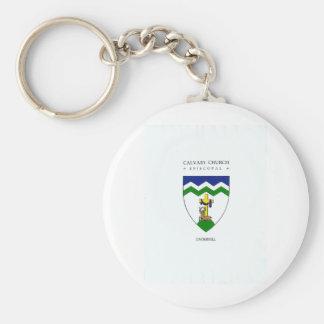 Calvary Episcopal Key Ring