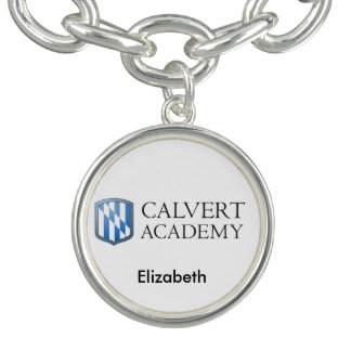 Calvert Academy Charm Bracelet