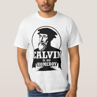 Calvin Is My HOMEBOY T-Shirt