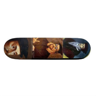 Calvin Skateboard