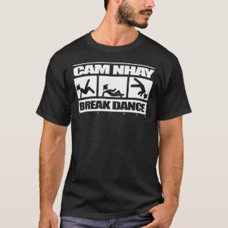Cam Nhay Classic Black T-Shirt