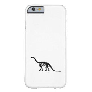 camarasaurus skeleton barely there iPhone 6 case