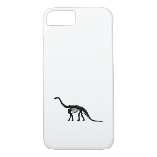 camarasaurus skeleton iPhone 7 case