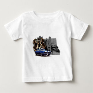 Camaro at Filling Station Baby T-Shirt