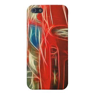 Camaro Case For iPhone 5/5S