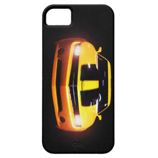 Camaro on black iPhone 5 covers