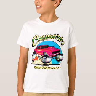 Camaro rules the streets T-Shirt