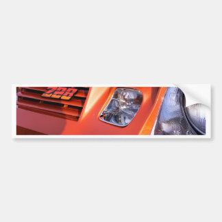 Camaro Z28 Bumper Sticker