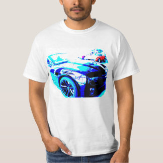 Camaro ZL1 in Showroom T-Shirt
