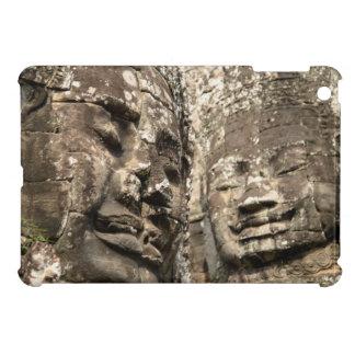 Cambodia, Angkor Wat. Angkor Thom, Bayon iPad Mini Cases