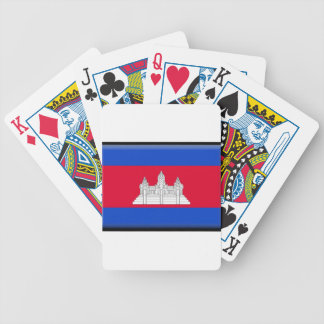 Cambodia Bicycle Playing Cards
