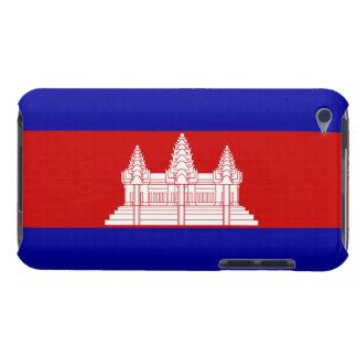 Cambodia – Cambodian Flag iPod Case-Mate Case