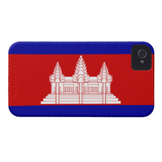 Cambodia Case-Mate Barely There™ iPhone 4 Case