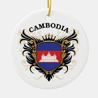 Cambodia Ceramic Ornament