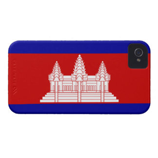 Cambodia Flag; Cambodian iPhone 4 Cover