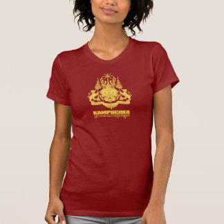Cambodia (Kampuchea) COA T-Shirt