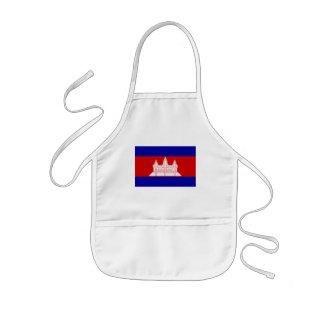 cambodia kids apron