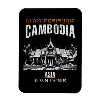Cambodia Magnet