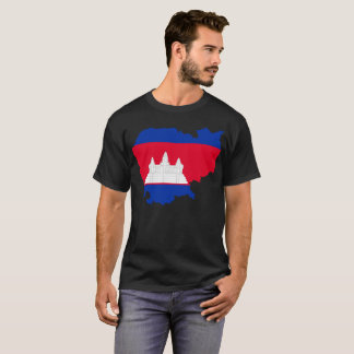 Cambodia Nation T-Shirt