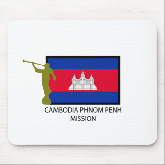 CAMBODIA PHNOM PENH MISSION LDS CTR MOUSE PAD