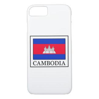 Cambodia phone case