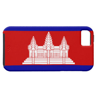 Cambodia Tough iPhone 5 Case