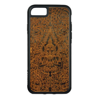 Cambodian Temple Door Cell Phone Case