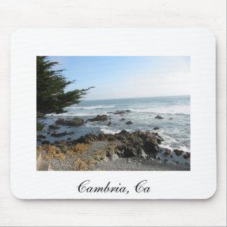 Cambria, CA 2, Cambria, Ca Mouse Pad
