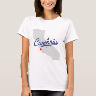 Cambria California CA Shirt