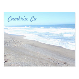 Cambria California Postcard