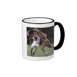 CAMBRIDGE, MA - AUGUST 13:  J.J. Morrissey #29 3 Coffee Mug