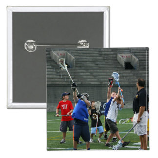 CAMBRIDGE, MA - JULY 08:  Major League Lacrosse 2 15 Cm Square Badge