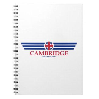 Cambridge Notebook