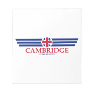 Cambridge Notepad