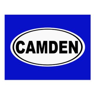 Camden Maine Postcard